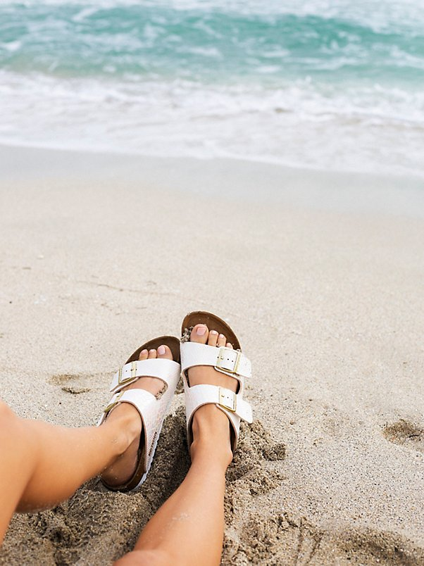 Footwear for a Sunny Holiday Getaway
