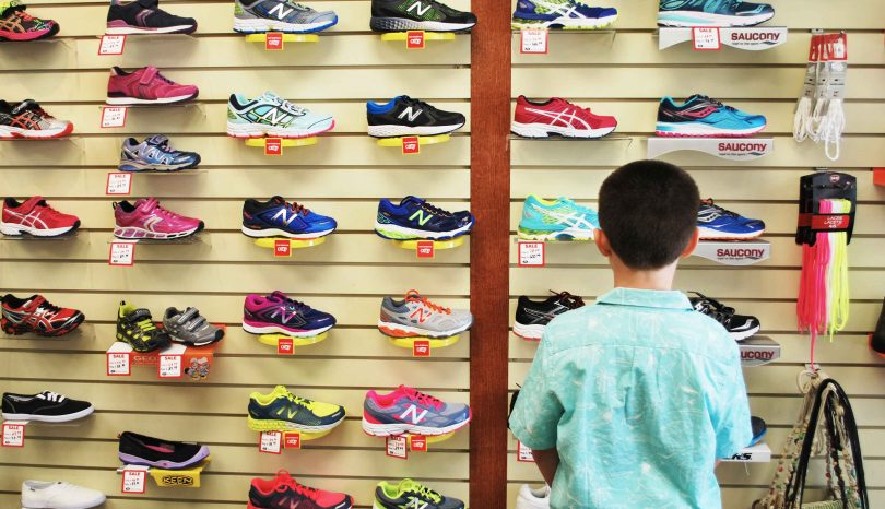 Tips for Fitting Kids for Back to School Shoes
