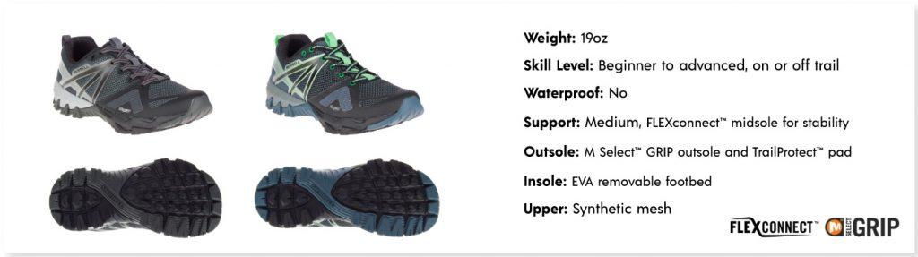 Merrell MQM Hiking Shoe